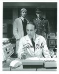 Peter Miles Genuine Autograph